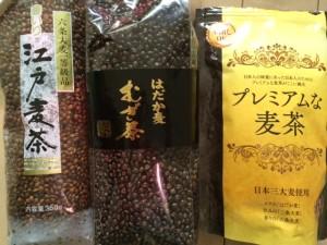 睾丸マッサージ麦茶